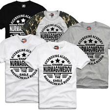 E1SYNDICATE T-SHIRT KHABIB NURMAGOMEDOV KICKBOXING ACADEMY CONOR MMA UFC  A482