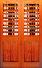 Timber Gates - Square Top Half VJ Gates - BV14 - All Sizes