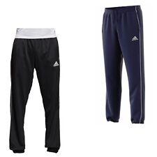 adidas Herren Fußball Freizeit Trainingshose Sporthose Jogginghose schwarz