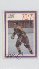 1970-71 Esso Power Players #GAJA Gary Jarrett Oakland Seals Hockey Card