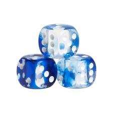 Cubo - Vienna - blu - Plastica - 16 mm