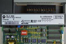 ALLEN BRADLEY 1746-NI4 / 1746NI4, SLC 500 analog Eingangsmodul