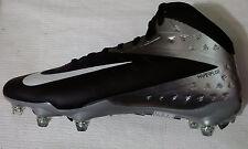 Nike Vapor Talon Elite Pro Mid 3/4 D Football Cleats Style 603743-010