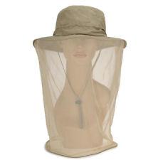 Outdoor UV Protection Face Head Mesh Net Cap Anti Mosquito Bee Bug Sun Cap