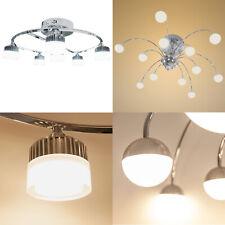 Moderne Design Lampe LED suspendue Salon Plafonnier incl. Commande à distance