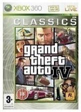 Grand Theft Auto IV -- (Microsoft Xbox 360)