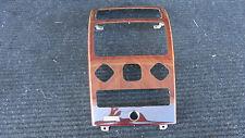 Maserati Quattroporte,  Wood Radio Surround Bezel, Used