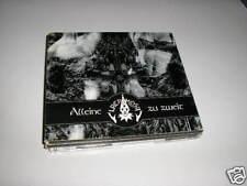 CD Gothic Lacrimosa Alleine zu zweit MCD HALL OF SERMON
