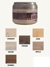 Les Dècoratives ESPRIT CHIC pittura vernice effetto metallo madreperlato 500ml