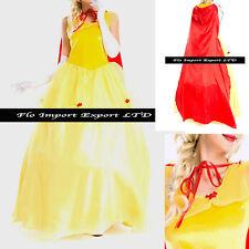 Bella Vestito Carnevale Donna Dress up Belle Woman Costume BEL004