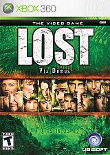 Lost: Via Domus (Microsoft Xbox 360, 2008)