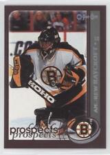 2002-03 O-Pee-Chee #281 Andrew Raycroft Boston Bruins Hockey Card
