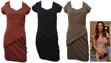 NEW SHOLA BANDAGE KATE DRESS MINI GOING OUT DRESS 8-14