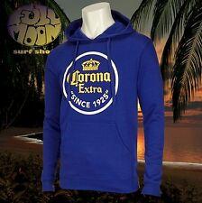 New Corona Beer Brewing Mens Hooded Pullover Sweatshirt