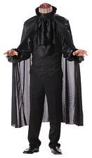 Headless Horseman Dark Classic Horror Men Adult Costume