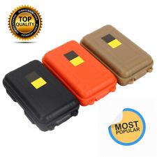Sponge Shockproof Waterproof Case Outdoor Survival Container Storage Box UK