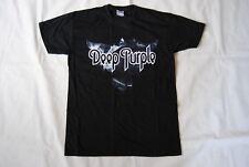 Deep Purple Pájaro Tour Camiseta Nuevo Oficial de humo en el agua Burn Machine Head