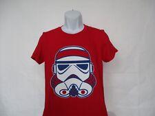 Detroit Pistons Fun Star Wars StormTrooper Red T-Shirt Adult Sz S-3XL NEW
