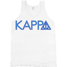 Kappa Kappa Gamma Deathly Hollows Bella + Canvas Tank Top Harry Potter Shirt