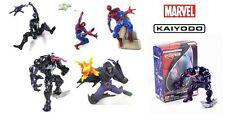 Figuras De Marvel... Spiderman Kaiyodo viñeta Ultimate Japón Set spidder Hombre