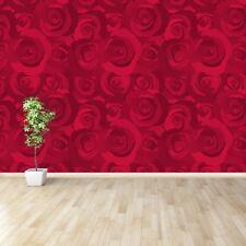 Photo sur papier peint Préencollé Amovible Réutilisable Roses abstraites