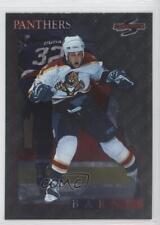 1995 Score Artist's Proof Black Ice #22 Stu Barnes Florida Panthers Hockey Card