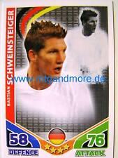 Match Attax World Stars - Bastian Schweinsteiger