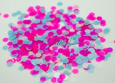 Punti colorati e premiscele per Acrilico UV Gel Nail Art Design 5ml Pentole
