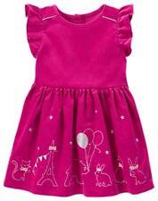 NWT Gymboree Starry Night 12 18-24 2T 3T 4 5 Animal Party Corduroy Dress Toddler