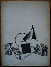 Etkind M. about  Natan Altman Russian Avant-garde Painting Drawing Sculpture