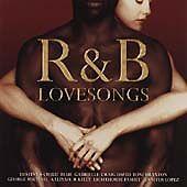 R&B Love Songs, Various Artists, Very Good