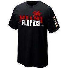 T-Shirt MIAMI FLORIDA USA - ETATS UNIS - UNITED STATES - ★★★★★★
