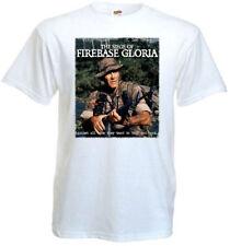 The Siege of Firebase Gloria v1 T shirt white movie poster all sizes S-5XL