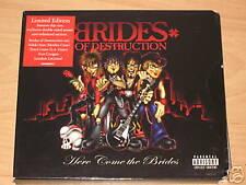 BRIDES OF DESTRUCTION/HERE COME THE BRIDES/ LIMITADA CD