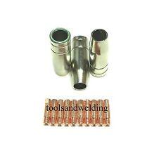 MB15 150amp Mig Welding Shroud Nozzle Tip Kit