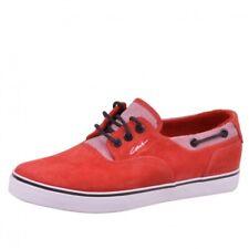 Circa valeo red White rojo blanco zapatos zapatillas skate zapatillas de skate zapatos cvaleobsna