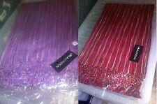 BNWT Designer HLA London summer/All year round light scarf Red /purple fashion