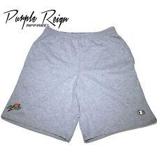 "Purple Reign ""GATORADE""  Playermade Embroidered Champion shorts (NIKE JORDAN 6)"