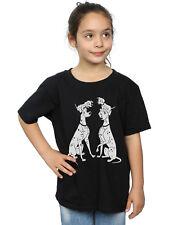 Disney Niñas 101 Dalmatians Family Camiseta