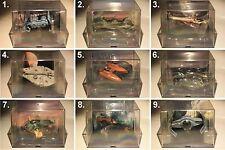 De Agostini-Star Wars: Raumschiffe und Fahrzeuge-Tie Bomber-Cloud Car-Falcon