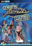 Lo Mejor De Objetivo Fama (DVD, 2005, No Subtitles)