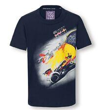 T-shirt Tee INFINITI RED BULL RACING TEAM FORMULA ONE 1 F1 grafica NUOVO!