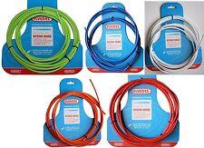 Elvedes tubería hidráulica con circuito exterior funda + accesorios en diversos colores