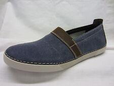 CLARKS neelix GRATUIT Hommes Jeans bleu toile chaussure