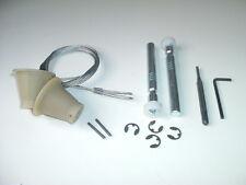 Rey de puerta de garaje Conos & Cables herramientas Roller Spindles Kit De Reparación Repuestos Partes