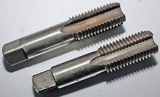 Satz 2-teilig Handgewindebohrer Gewindebohrer HSS M 33, M 36, M 39 oder M 42