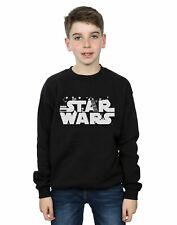 Star Wars Garçon Minimalist Logo Sweat-Shirt