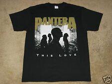 Pantera This Love S, M, L, XL, 2XL Black T-Shirt