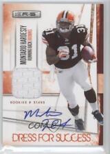 2010 Panini Rookies & Stars #19 Montario Hardesty Cleveland Browns Auto Card