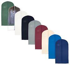 Hoesh UK Waterproof Suit Covers Storage Travel Garment Clothes Suit Dress Bags